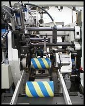 bobines de fils textiles