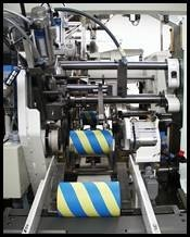 hilo textil papel