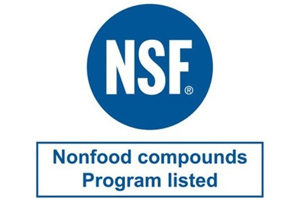 NSF Certificazione