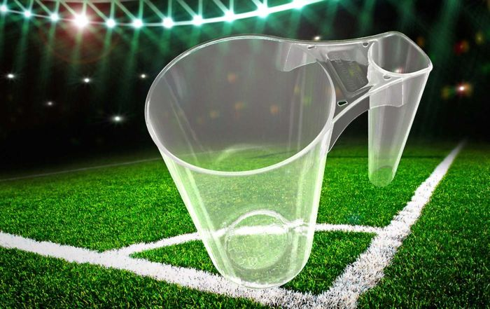 reusable plastic cup arena cup for stadiums