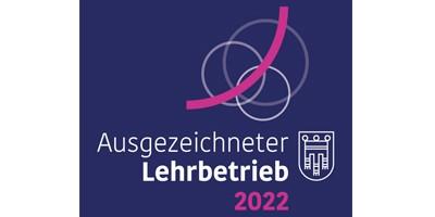 ausgezeichneter lehrbetrieb 2022