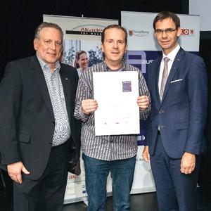 Fries Kunststofftechnik ist Ausgezeichneter Lehrbetrieb 2019