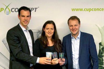Geschäftsführung Cup Concept Belgien