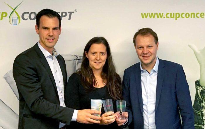 Cup Concept Belgien Geschäftsführung