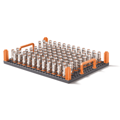 ESD Portaelettrodo conduttivo techrack variogrid 600x400