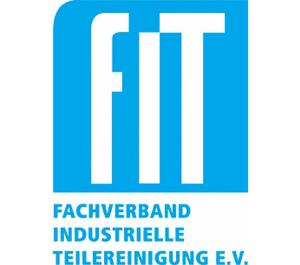 FIT Fachverband Industrielle Teilereinigung Logo