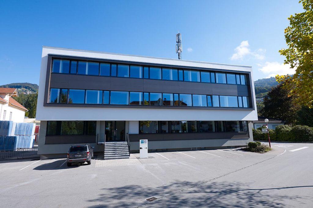 Fries Kunststofftechnik company building