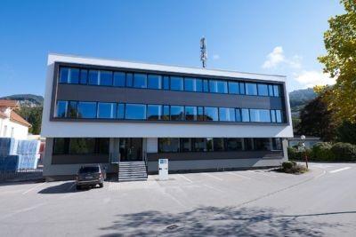 Fries Kunststofftechnik Firmengebaeude