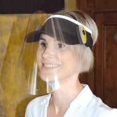 Gesichtsschutzvisier