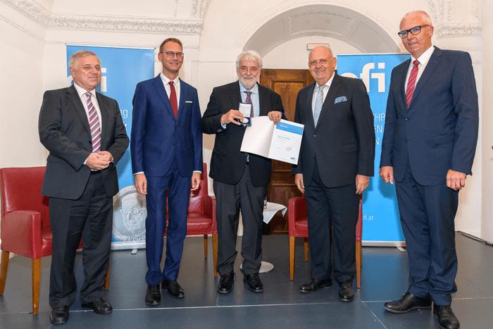H. F. Mark Medaille Verleihung 2019