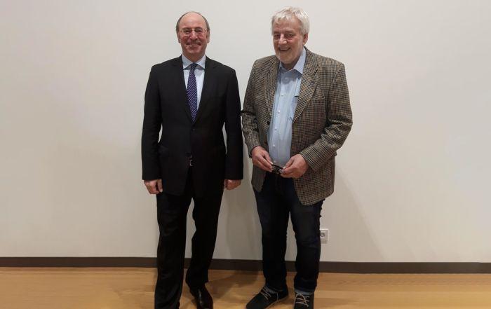 Johann Pummer y Thomas Rhomberg