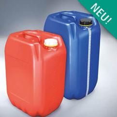 SLT Kanister - extra leichter und stabiler Kanister in 20l, 25l, 30l