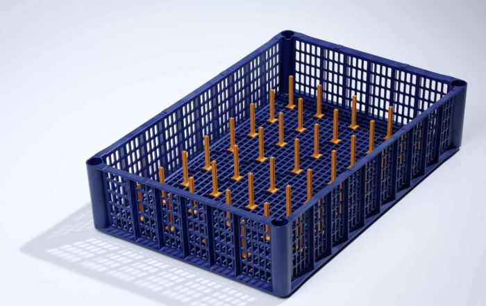 Cestas industriales tech-rack custom
