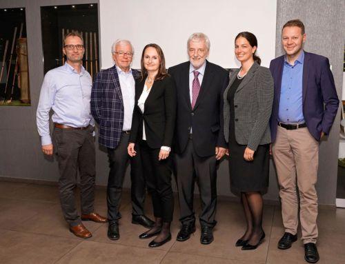 Ing. Thomas Rhomberg in den Ruhestand verabschiedet