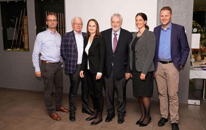 Verabschiedung Thomas Rhomberg in den Ruhestand