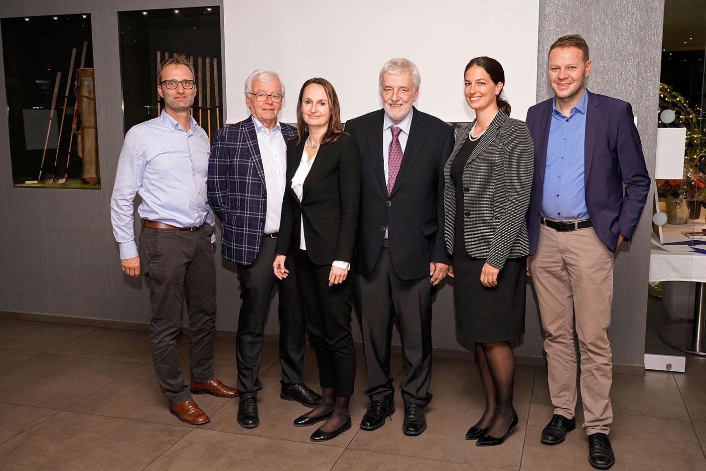 Fries Kunststofftechnik GmbH - Verabschiedung Thomas Rhomberg in den Ruhestand