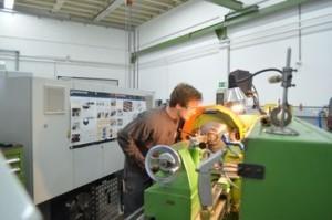 Lehrberuf Werkzeugbautechniker