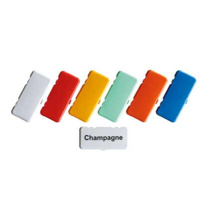 color coding clips for dishwasher racks