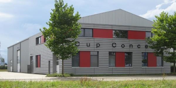 cup concept headquarters freiburg