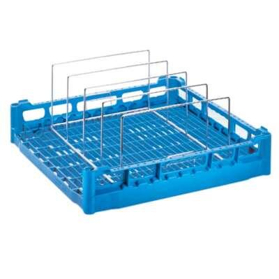dishwasher rack insert for hot trays