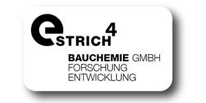e-4 Bauchemie Logo