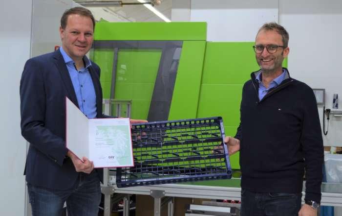 Fries recibe el premio Solución de embalaje ejemplar 2020