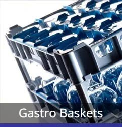 Gastro rack with system