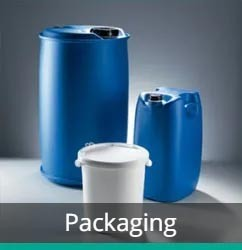 Industrial packaging for special applications