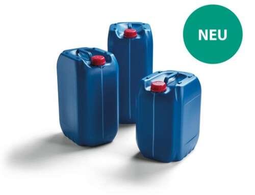 UN-Kanister von FRIES Kunststofftechnik jetzt mit Rezyklat