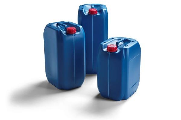 Bidon SLT en matériaux recyclés