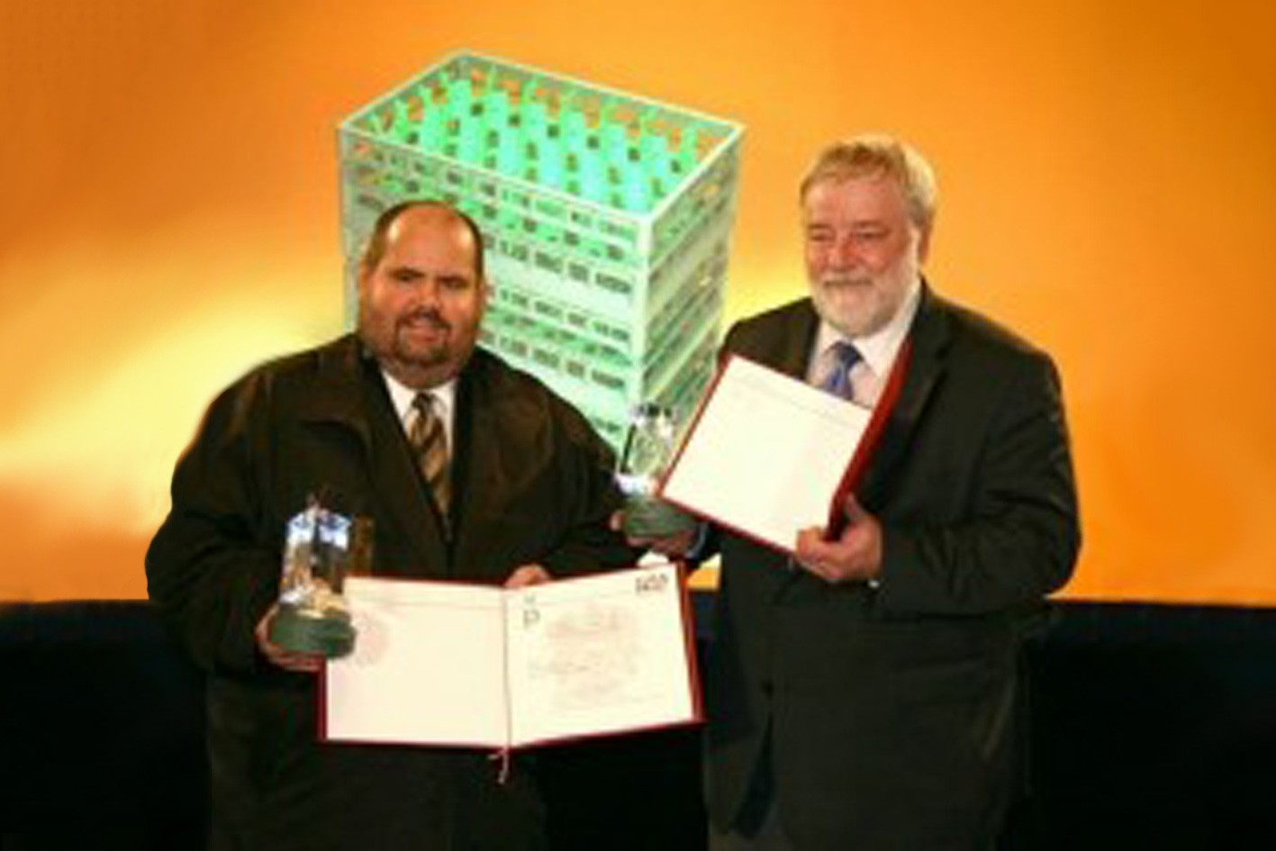 State Prize for exemplary Packaging 2008
