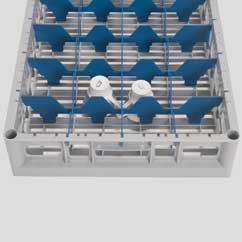 Tassenkorb Kombikorb Teller-Tasse TT12-12 600x400 mm