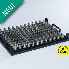 ESD Werkstückträger tech-rack variogrid