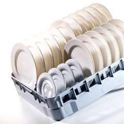 Tellerkorb XLP Spülkorb Fries Rack System