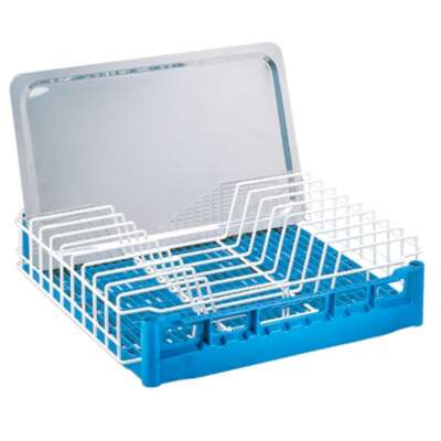 Dishwasher racks for trays GN1